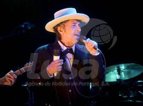 Bob Dylan atua em Portugal a 22 de março