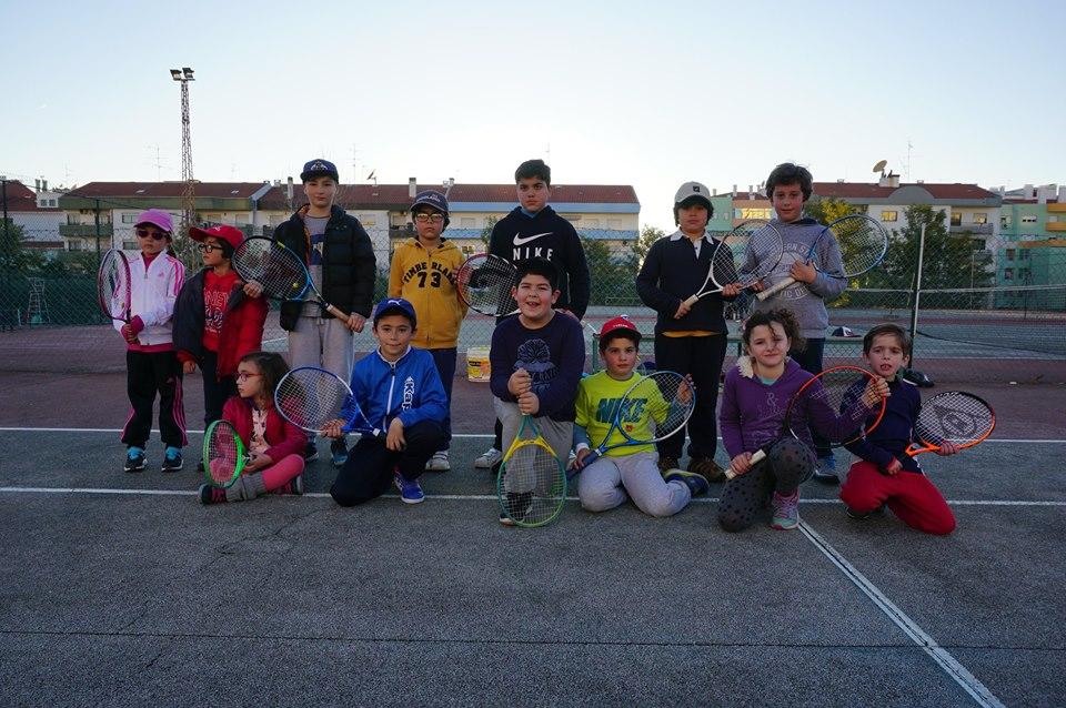 Circuito Tenis : Castelo branco circuito de ténis foi um sucesso