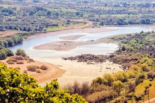 Resultado de imagem para rio tago seca