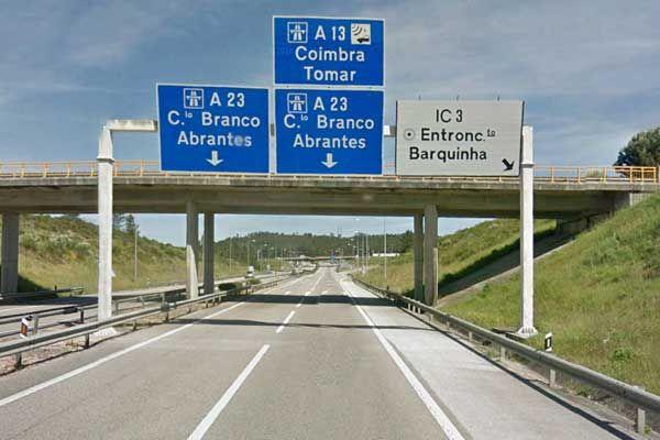 Diário Digital Castelo Branco - PCP recomenda ao Governo o fim das portagens  na A23
