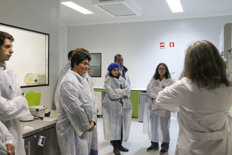 Castelo Branco: CATAA recebe visita de estudantes nacionais e internacionais - Diário Digital Castelo Branco