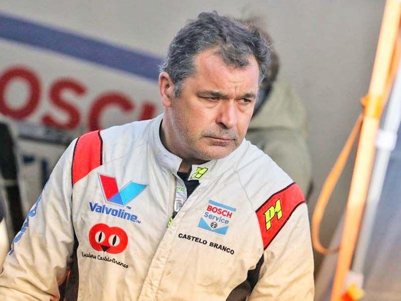 Castelo Branco: José Carlos Pinheiro com excelente participação na Taça Nacional de Rallycross - Diário Digital Castelo Branco