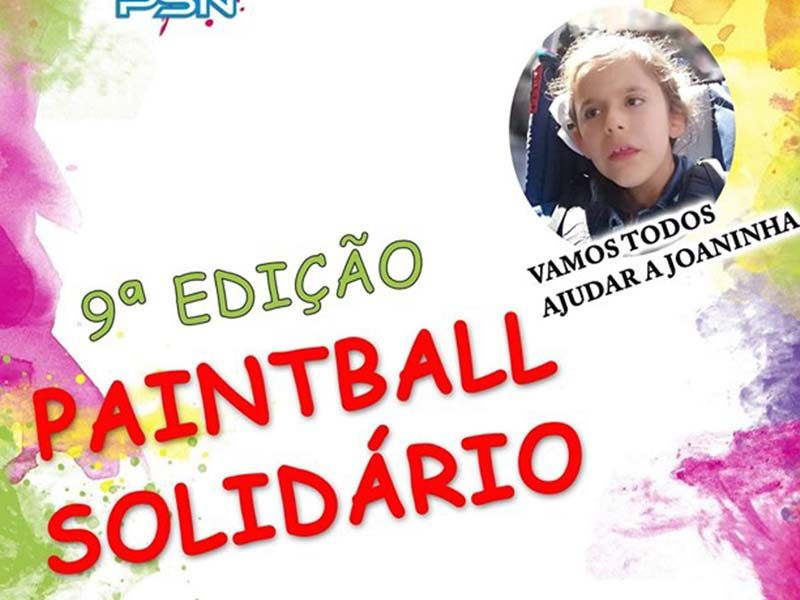 Raia Aventura promove mais um Paintball Solidário - Diário Digital Castelo Branco