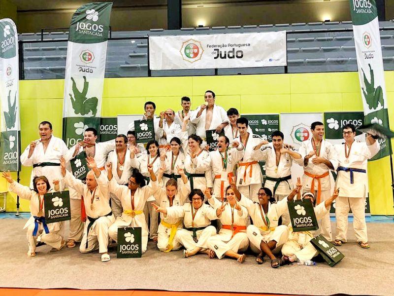 Judo Adaptado: Castelo Branco tem mais 5 Campeões Nacionais - Diário Digital Castelo Branco
