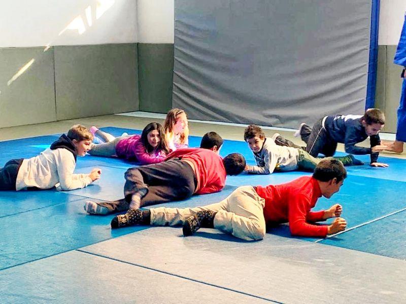 Castelo Branco: Escola de Judo Ana Hormigo visita Escola João Roiz e Agrupamento de Escolas de Alcains - Diário Digital Castelo Branco