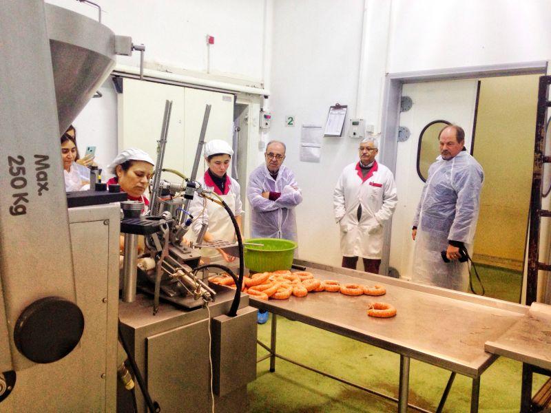 Proença-a-Nova: Importadores internacionais visitaram empresas do concelho - Diário Digital Castelo Branco